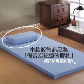 ~ 製床家~^~人體工學 惰性記憶矽膠枕^(附3M鳥眼布套^)