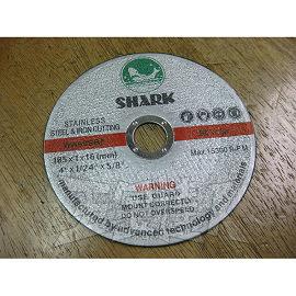 ~~ ~~ Shark 鯊魚牌 4英吋 WA60SBF 砂輪切斷片 切斷砂輪片 切片 20