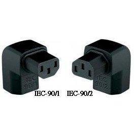 禾豐音響 貨 美國audioquest IEC~90 1 IEC~90 2 電源轉接頭~單