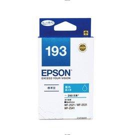 EPSON T193250 NO.193 型藍色墨水匣