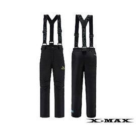^~排汗王^~X~MAX^~^~ 雪褲~波濤1722^~二件式.完全防水^~滑雪^~登山^