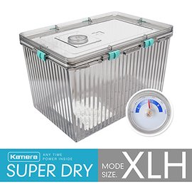 DRY~PAK CASE ^(XLH型^)防潮箱 多 ~XLH型^(附濕度針^)