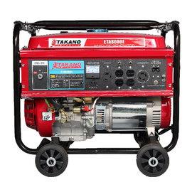 TAKANO 8000W汽油發電機(含電啟動)ETA8000E★風冷式單缸四衝程引擎