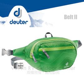 【德國 Deuter】 Travel Belt II 休閒旅遊腰包2.5L.休閒包.自行車腰包.零錢腰包.置物腰包.隨身袋.證件包 /39014 綠