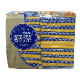 舒潔袖珍面紙10抽((36入)