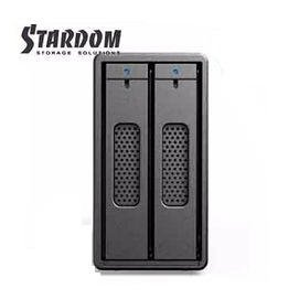 【 附發票】STARDOM ST2-B3 USB3.0 2bay 2.5吋磁碟陣列設備 D