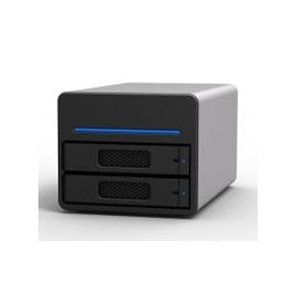 """~ 附發票~STARDOM ST2~SB3 3.5"""" 2層硬碟抽取式陣列盒~超頻電腦~A5"""