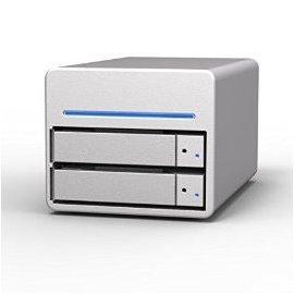 """【 附發票】STARDOM ST2-WB3 3.5"""" 2層硬碟抽取式陣列盒【超頻電腦】A5"""