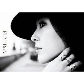 寶兒 BoA  FLY~初回 寫真版~CD