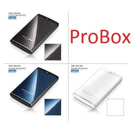 ^~強越3C購^~ PROBOX 菱格紋 USB 3.0 2.5吋 SATA 鋁合金硬碟外