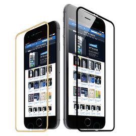 ~YOUP~Apple iphone6 iphone 6 plus全透明滿版鋼化玻璃保護膜