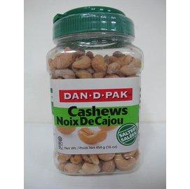 DAN D PAK 養生堅果系列^~薄鹽腰果^~454g