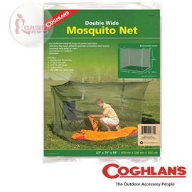 探險家戶外用品㊣9765 加拿大coghlan's 二人蚊帳 吊掛蚊帳 防蚊香防蟲咬小黑蚊子露營登山爬山海