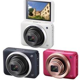 Canon 佳能 PowerShot N2 粉餅機