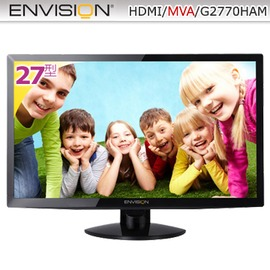 【芳鄰家電】Topview ENVISION G2770HAM 27 16:9 LED LCD ( G2770HAM(2AAE7-70FM6-T00R) )《台南門市可自取》
