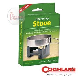探險家戶外用品㊣9560 加拿大coghlan's 緊急爐 非蜘蛛爐/攻頂爐/登山爐/瓦斯爐/汽化爐 (使用固態燃料塊