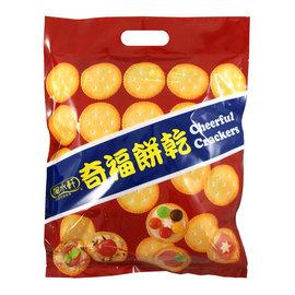 掬水軒~奇福餅乾量販包^(320gx12包^)