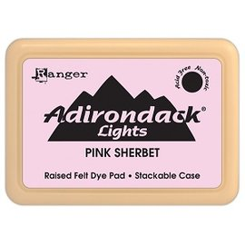 Ranger ALP07272 山形水性粉彩色系印台 Adirondack Lights