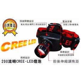 ◎百有釣具◎台灣品牌  15W-2100 超亮15W  LED頭燈