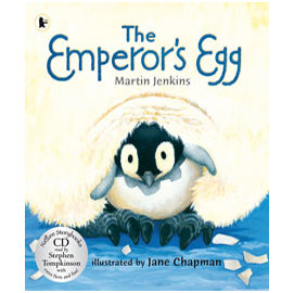 Nature Storybooks: The Emperor s Egg ^(PB CD^