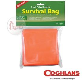 探險家戶外用品㊣8765 加拿大coghlan's 緊急避難袋 可做為緊急的避難帳或地布 登山 露營 救難 求生 野外 戶外必備