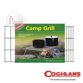 探險家戶外用品㊣8775 加拿大coghlan's 烤肉架網 可當鍋架 爐架 爐具 炊具 求生 野外 戶外