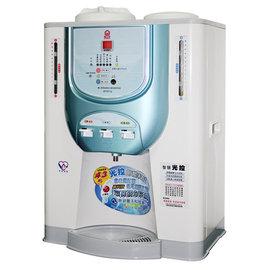 晶工牌 光控科技冰溫熱開飲機 JD-6712 =全自動機型,省電節能科技NO.1=