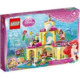 樂高積木LEGO~ LT41063 ~2015 年迪士尼公主系列 ~ 小美人魚的海底宮殿