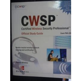 ~書寶 書T7╱電腦_ZCV~CWSP Certified Wireless Securi