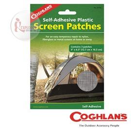 探險家戶外用品㊣8150 加拿大coghlan's 帳篷網狀修補 修補帳篷 帳棚 修補紗網 帳棚網布修補包