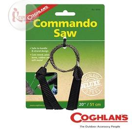 探險家戶外用品㊣8304 加拿大coghlan's 豪華線鋸 登山露營野外必備 線鋸 鏈條鋸子 鍊鋸 非折疊鋸子