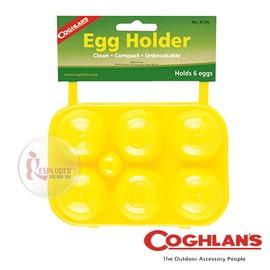 探險家戶外用品㊣812A 加拿大coghlan's 6粒蛋盒 六粒裝雞蛋盒 保護攜帶式蛋盒 露營 登山 野炊 攜帶方便