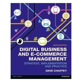 DIGITAL BUSINESS AND E~COMMERCE MANAGEMENT 6