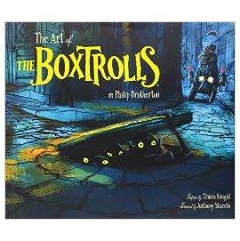 THE ART OF THE BOXTROLLS^(9781452128351^)