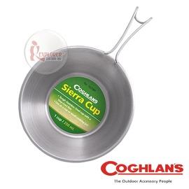 探險家戶外用品㊣7625BP 加拿大coghlan's 經典露營杯 (250 ml) 304不鏽鋼提耳碗 提耳掛鉤 登山杯 梯形杯 廚具 餐具