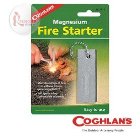 探險家戶外用品㊣7870 加拿大coghlan's 鎂塊 起火鎂棒 生火鎂塊 打火棒 露營 鎂棒 取火石 烤肉
