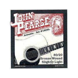 ~舒伯樂 ~ 樂器.錄音.音響 ~John Pearse 美製民謠吉他弦 80 20青銅