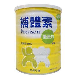 補體素優蛋白-香草750g (12罐)