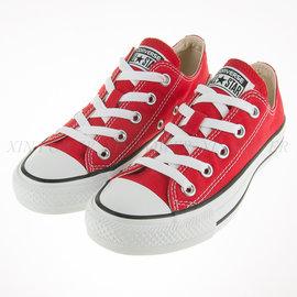 公司貨~CONVERSE~All Start-基本款中筒帆布鞋(紅)(M9696C)