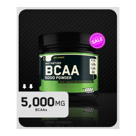 Optimum Nutrition Microzd Instant BCAA Powder