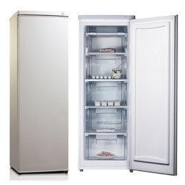 【全球家电网】富及第Frigidaire FRT-1851MZ 立式185公升超节能-28度C冷冻柜 FFU07M1HW 后续机种 FRT1851MZ