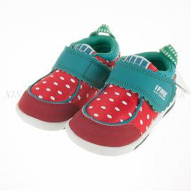 IFME 小童 -運動機能鞋-草莓 (IF22-500225)