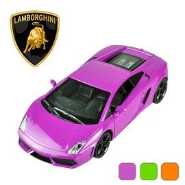 孩子玩伴~1:32聲光迴力合金車~^(39^)Lamborghini LP 550~4