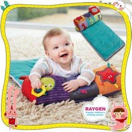 遊戲 遊戲墊 爬行毯 地墊 嬰兒 遊戲毯 靠枕頭【HH婦幼館】