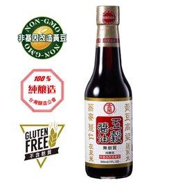 ~金蘭~五穀醬油500ml (二入)