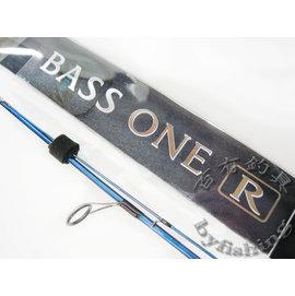 ◎百有釣具◎SHIMANO BASS ONE R 166M 槍柄路亞竿~ 讓您愛不釋手的正統派BASS釣竿