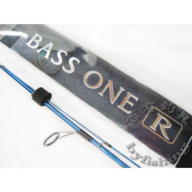 ◎百有釣具◎SHIMANO BASS ONE R 163ML 槍柄路亞竿~ 讓您愛不釋手的正統派BASS釣竿