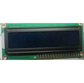 LCD 1602A 白色字 藍色背光 3.3V 16x2 藍底白字 液晶顯示模組