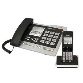 SAMPO 聲寶 2.4G數位無線子母電話 CT-AC1201