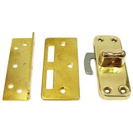 拉門鉤鎖H-7530(金色)★橫拉門皆可用
